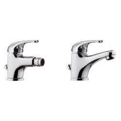 Set Miscelatori lavabo+bidet F10+F20